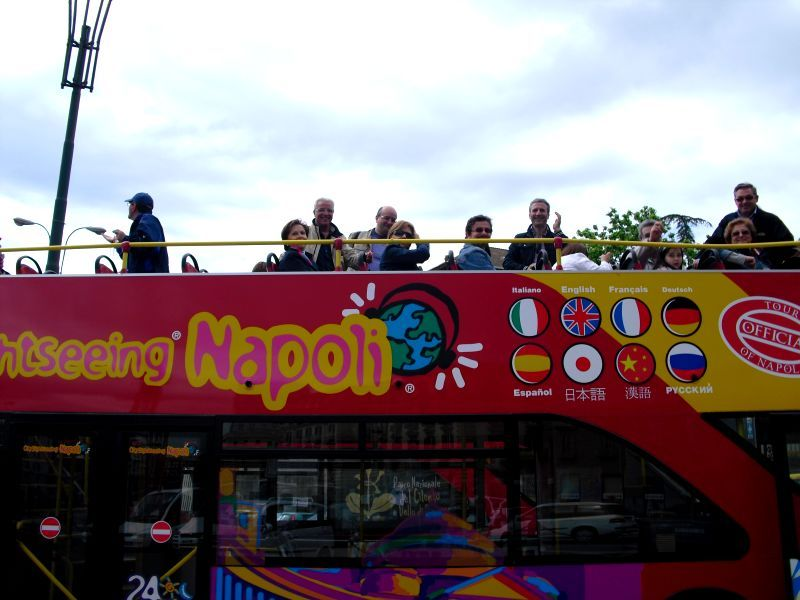 ESCURSIONE A NAPOLI 2010
