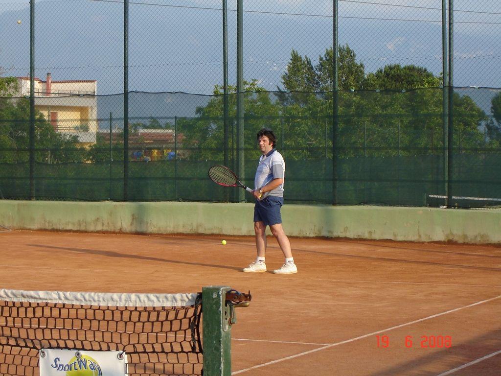 TORNEO DI TENNIS 2008